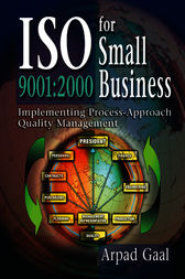 Iso 9001 by Arpad Gaal