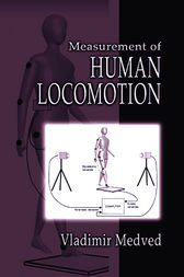 Measurement of Human Locomotion by Vladimir Medved
