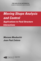 Moving Shape Analysis and Control by Marwan Moubachir