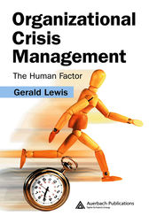 Organizational Crisis Management by Gerald Lewis