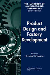 Product Design and Factory Development by Richard Crowson