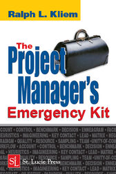 The Project Manager's Emergency Kit by PMP Kliem