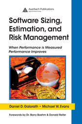 Software Sizing, Estimation, and Risk Management by Daniel   D. Galorath