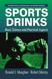 Sports Drinks by Ronald J. Maughan