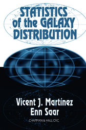 Statistics of the Galaxy Distribution by Vicent J. Martinez