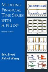 Modeling Financial Time Series with S-PLUS® by Eric Zivot