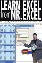 Learn Excel from Mr. Excel by Bill Jelen