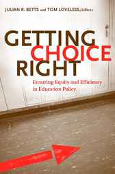 Getting Choice Right by Julian Betts