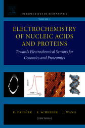 Electrochemistry of Nucleic Acids and Proteins by E. Palecek
