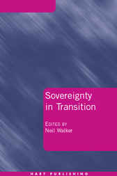 Sovereignty in Transition by Neil Walker