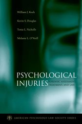 Psychological Injuries by William J. Koch