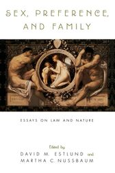 Sex, Preference, and Family by David M. Estlund