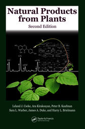 Natural Products from Plants, Second Edition by Leland J. Cseke