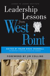 Leadership Lessons from West Point by Doug Crandall