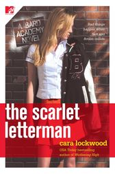 Scarlet Letterman by Cara Lockwood