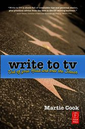 Write to TV by Martie Cook