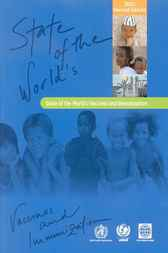 State of the World's Vaccines and Immunization, 2003 by Sheila Davey