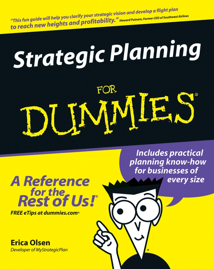 Download Ebook Strategic Planning For Dummies by Erica Olsen Pdf