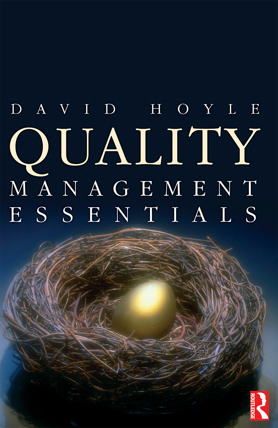 Download Ebook Quality Management Essentials by David Hoyle Pdf