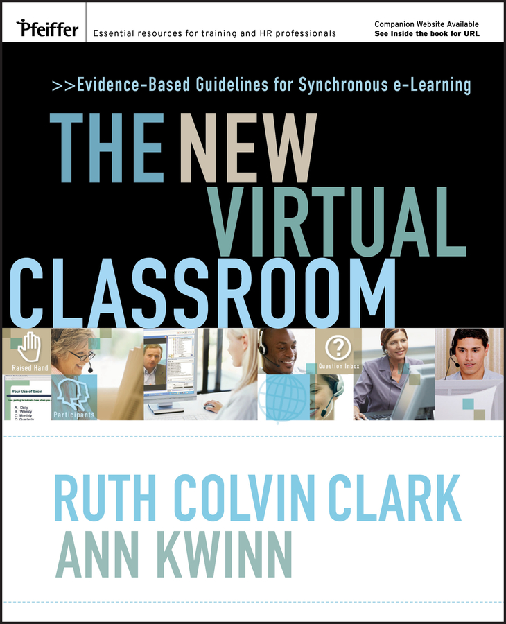 Download Ebook The New Virtual Classroom by Ruth C. Clark Pdf
