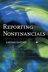 Reporting Nonfinancials by Kaevan Gazdar