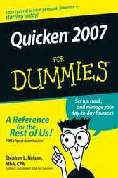 Quicken 2007 For Dummies by Stephen L. Nelson