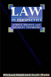 Law in Perspective by Michael Head