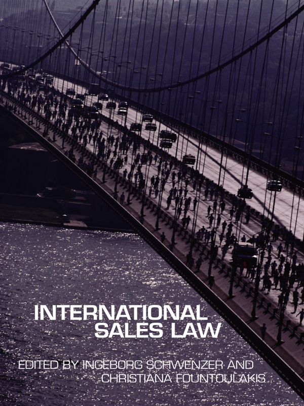 Download Ebook International Sales Law by Christiana Fountoulakis Pdf