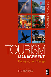 Tourism Management by Stephen Page