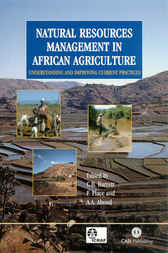 Natural Resources Management in African Agriculture by C.B. Barrett