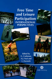 Free Time and Leisure Participation by G. Cushman