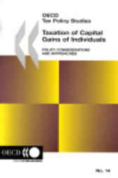 No. 14: Taxation of Capital Gains of Individuals by OECD Publishing