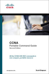 CCNA Portable Command Guide (CCNA Self-Study) by Scott Empson