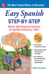 Easy Spanish Step-By-Step by Barbara Bregstein