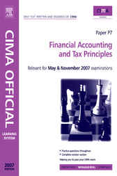 Financial Accounting and Tax Principles by Tom Rolfe
