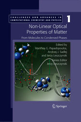 Non-Linear Optical Properties of Matter by Manthos G. Papadopoulos