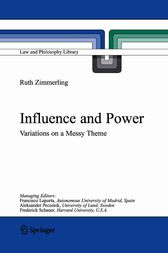 Influence and Power by Ruth Zimmerling
