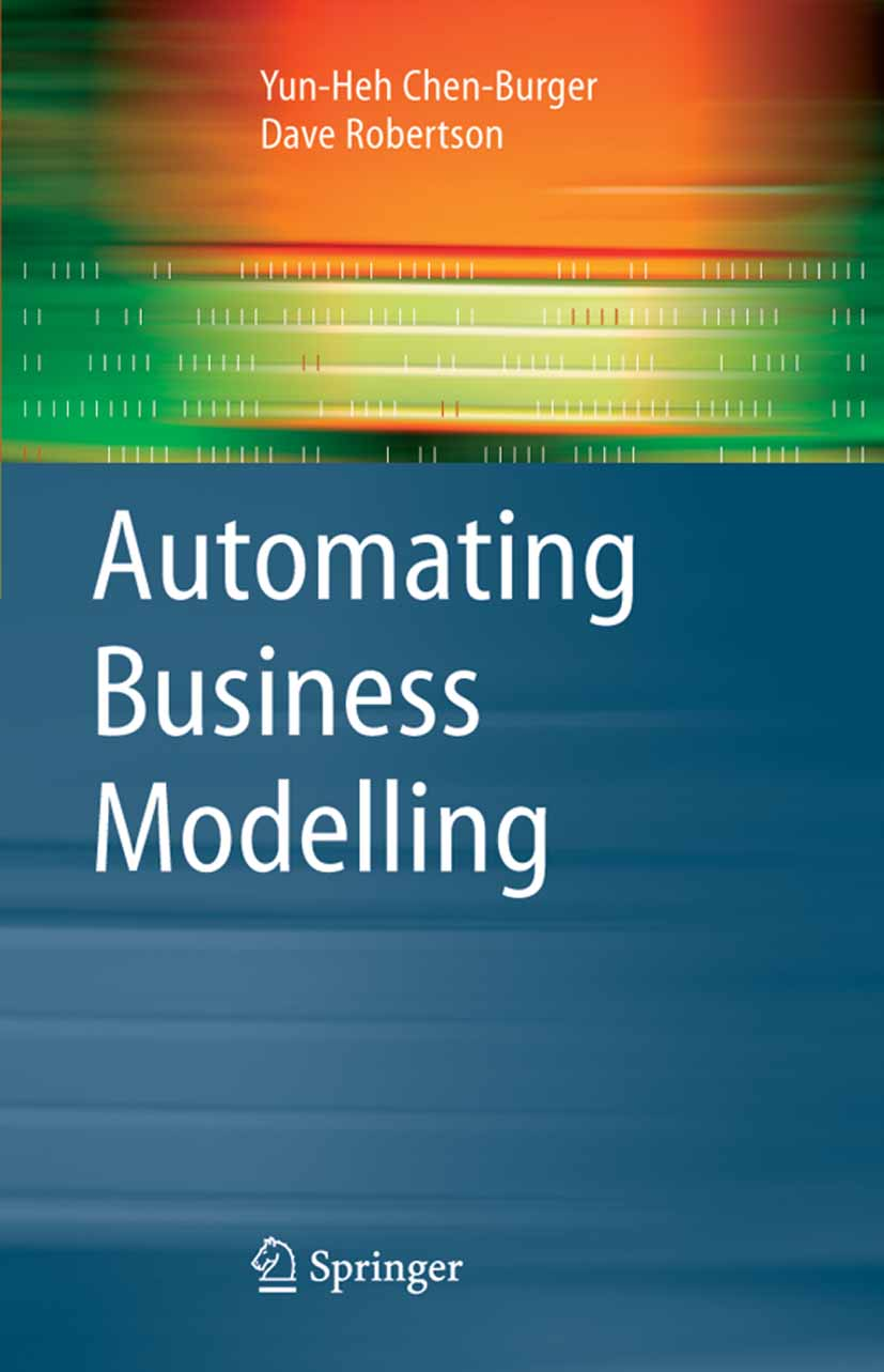Download Ebook Automating Business Modelling by Yun-Heh Chen-Burger Pdf