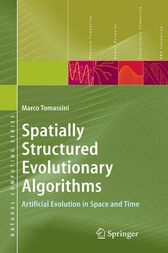 Spatially Structured Evolutionary Algorithms by Marco Tomassini