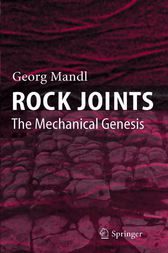 Rock Joints by Georg Mandl