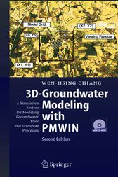 3D-Groundwater Modeling with PMWIN by Wen-Hsing Chiang