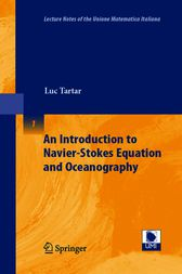 An Introduction to Navier-Stokes Equation and Oceanography by Luc Tartar