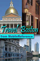 Travel Boston by MobileReference