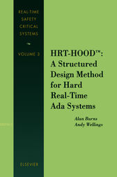 HRT-HOOD™: A Structured Design Method for Hard Real-Time Ada Systems by A. Burns