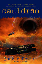 Cauldron by Jack McDevitt