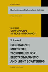 Generalized Multipole Techniques for Electromagnetic and Light Scattering by T. Wriedt