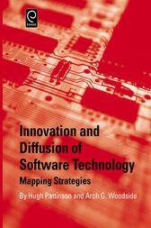 Innovation And Diffusion Of Software Technology by Hugh Pattinson