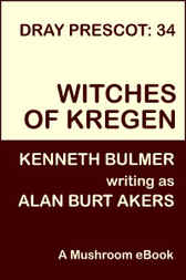 Witches of Kregen by Alan Burt Akers
