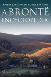 A Brontë Encyclopedia by Robert Barnard
