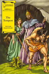 The Tempest Graphic Novel by William Shakespeare